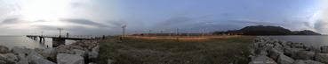 機場南跑道外圍