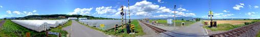 ラべソダー畑、ノロツコ号, 薰衣草田駅前, NOROKO列車(富田農場), http://www.farm-tomita.co.jp/