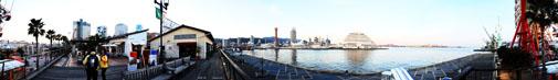 神戶港 MOSAIC