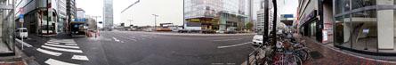 東京駅八重洲出口